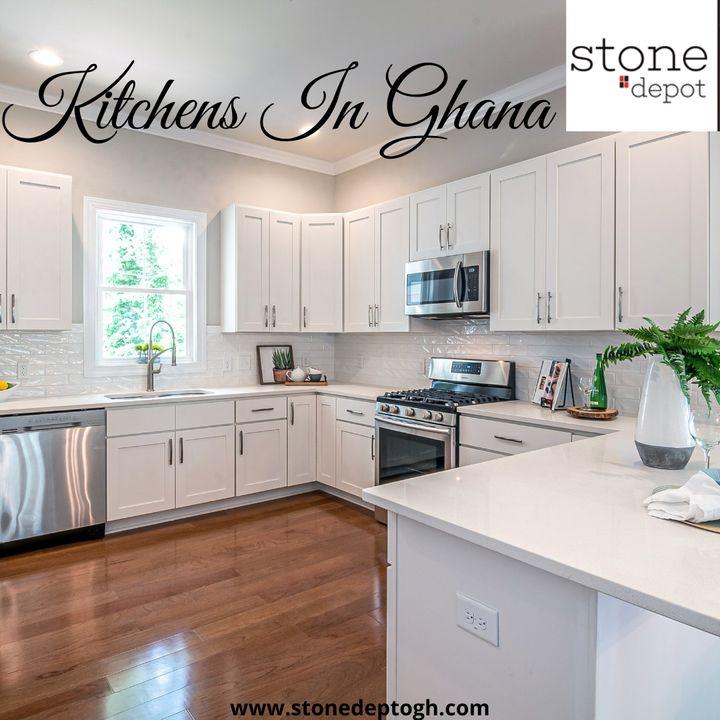Kitchens Ghana - STONE DEPOT