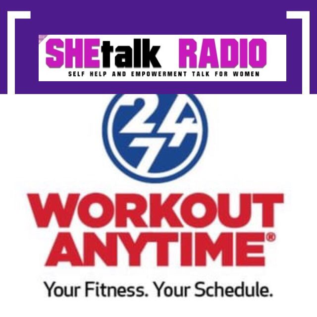 WORKOUT ANYTIME with TheLadyTuesday