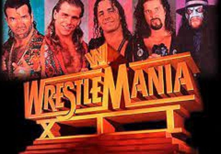 ENTHUSIATIC REVIEWS #165: WWF WrestleMania XII 1996 Watch-Along