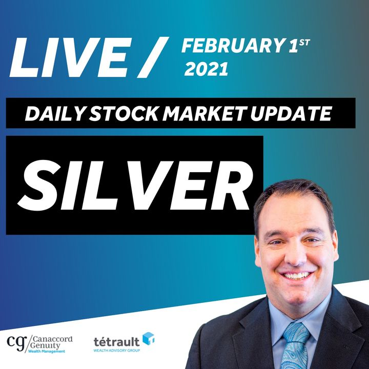 Daily Stock Market Update - What's Moving SILVER In Premarket Trading ?