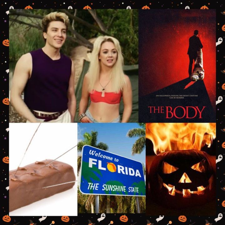 HALLOWEEN! AHS: 1984, Halloween true crime, myths, Florida crazies & THE BODY