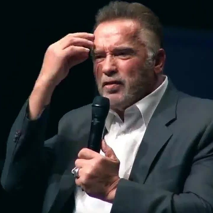 Arnold Schwarzenegger 2018 The Speech  That Broke The Internet Most Inspiring Ever