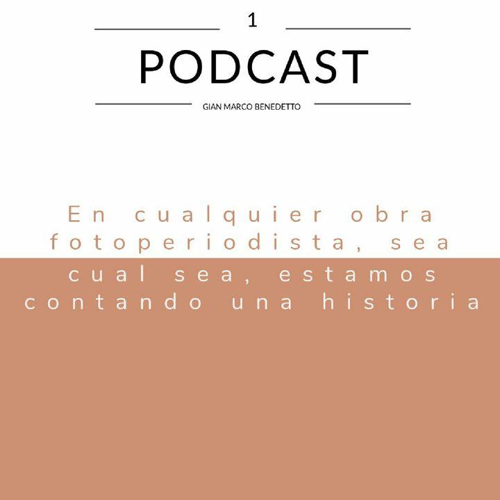 El podcast de Gian Marco Benedetto