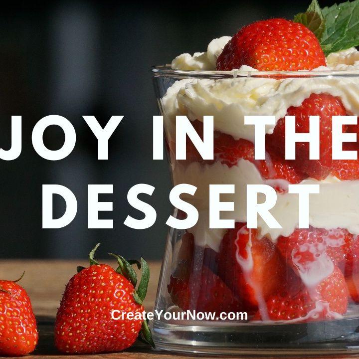 2371 Joy in the Dessert