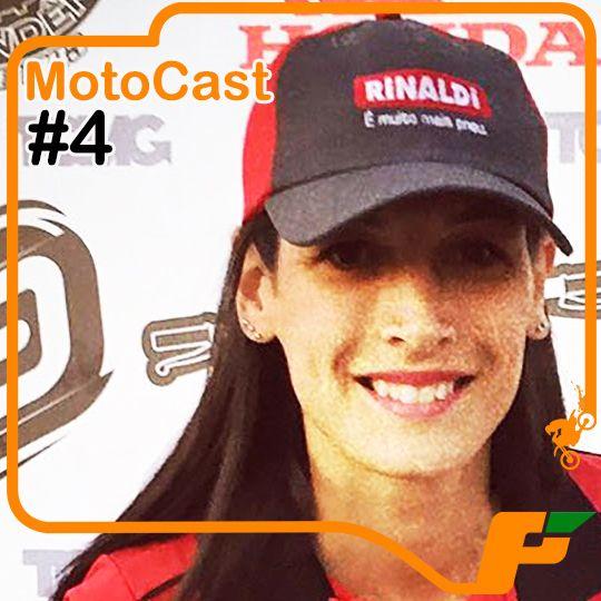 Motocast #4 - Jana Souza fala de sua carreira vitoriosa no Brasil e mudança para Portugal