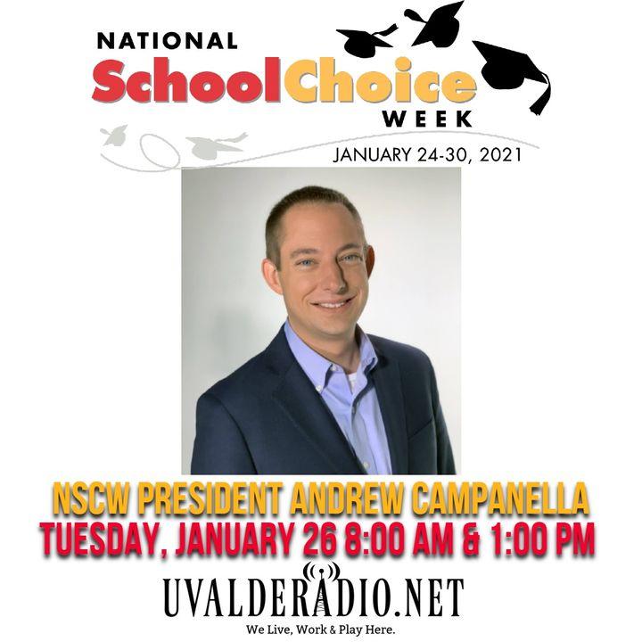 Andrew Campanella / National School Choice Week