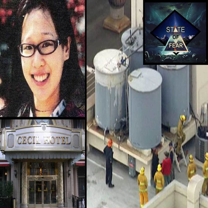 Episode 5 - California: The Cecil Hotel Legacy