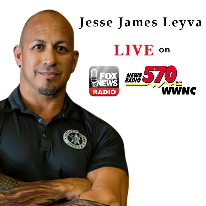 Jesse James Leyva