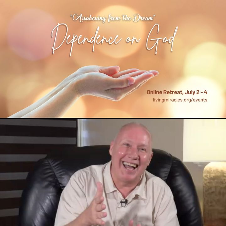 """Movie 'Knowing' - """"Dependence on God"""" Movie Workshop with David Hoffmeister - Awakening from the Dream Weekend Online Retreat"""