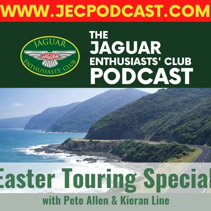 Episode 41: Easter Touring Special