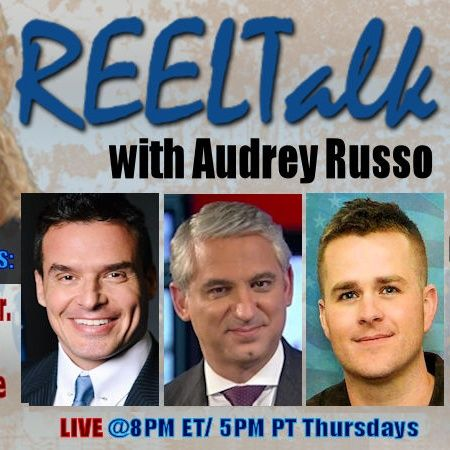 REELTalk: Dr. David Samadi, author of The Ultimate MANual, Actor Antonio Sabato Jr. author of Sabato The Untold Story, author Clint Lorance