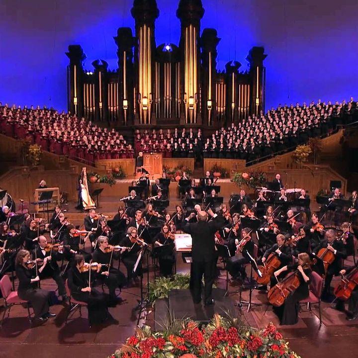 Il Mormon Tabernacle Choir e la musica corale Protestante