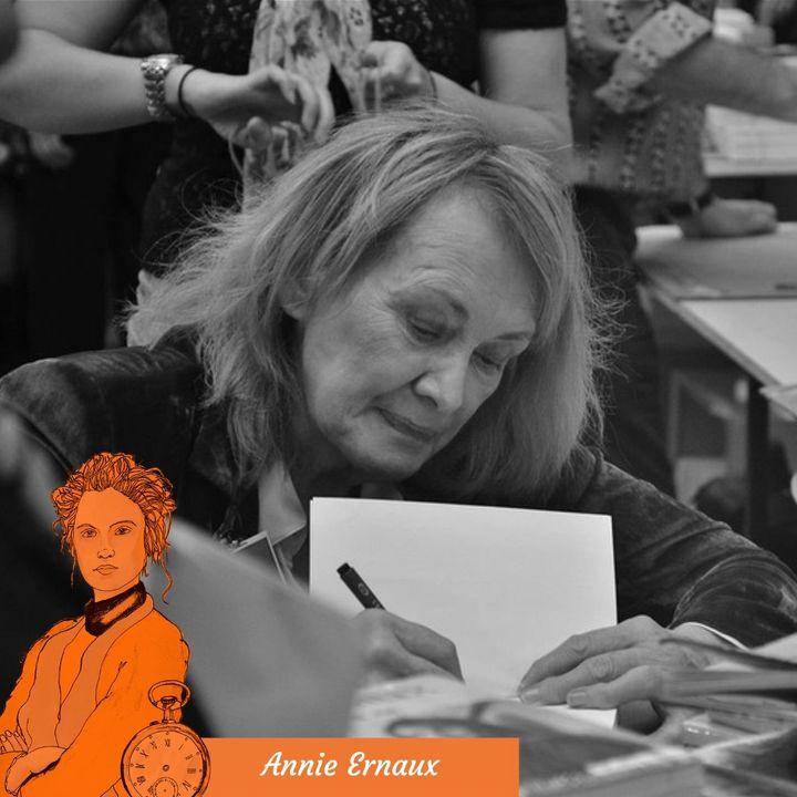 E3 - di Annie Ernaux - Memoria di ragazza, Gli anni e L'evento