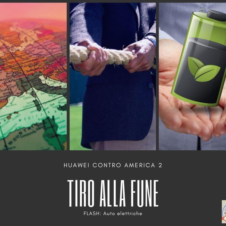 #166 La Borsa...in poche parole -  21/5/2019 -Tiro alla fune
