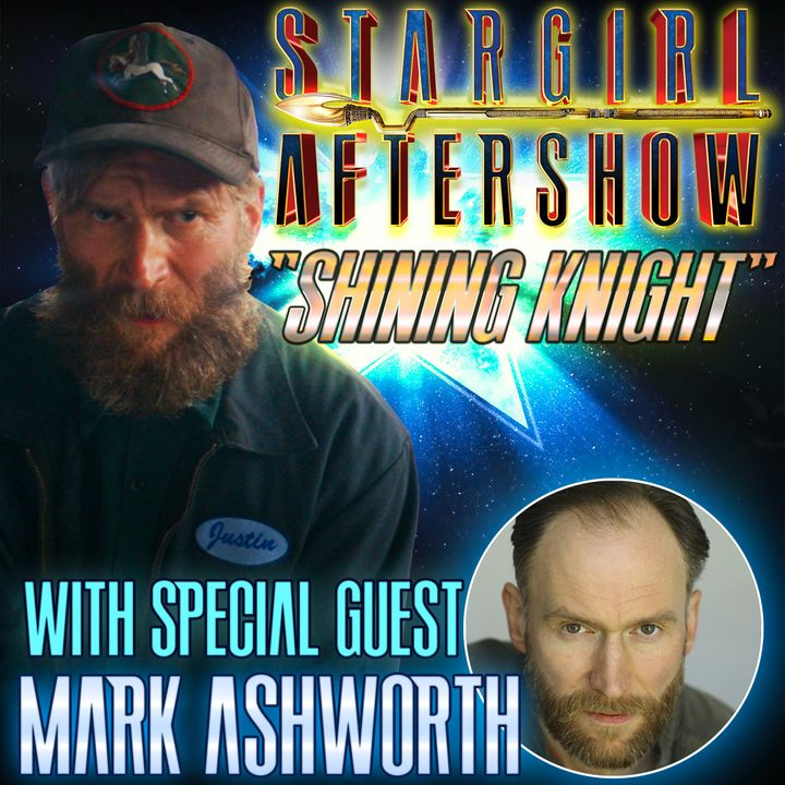 """""""Shining Knight"""" with guest MARK ASHWORTH"""
