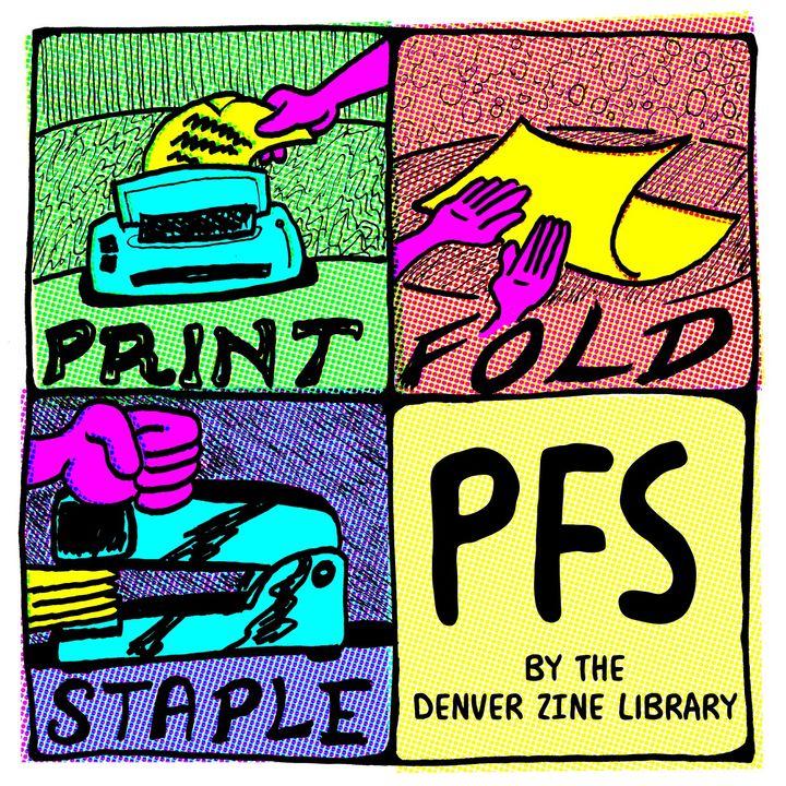 Print, Fold, Staple - the DZL Podcast