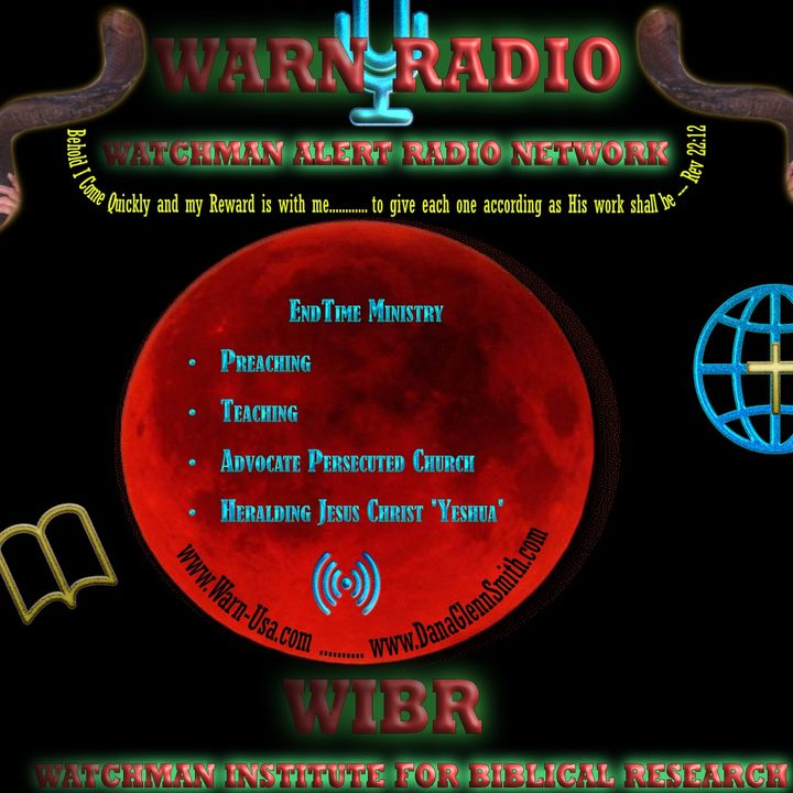 #Spiritually #Minded Book of #Romans pt14 @warnradio on Sound the Shofar