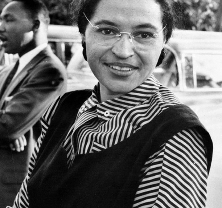 44 Rosa Parks - Mario Salis
