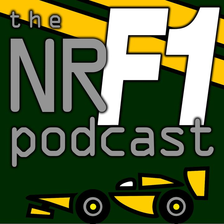 14: e273 - Norfolk's Own Super Sub | The NR F1 Podcast
