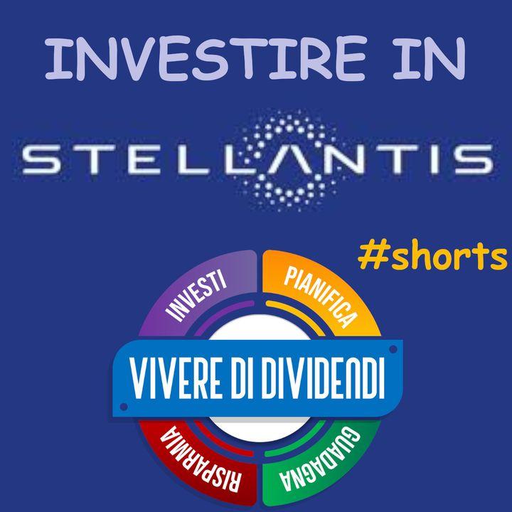 INVESTIRE IN STELLANTIS #shorts
