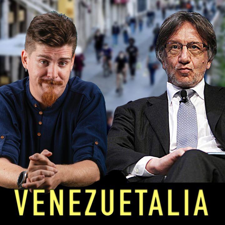 Dissonanza Cognitiva, dai Navigli al Venezuel... ehm, all'Italia - DuFer e Boldrin