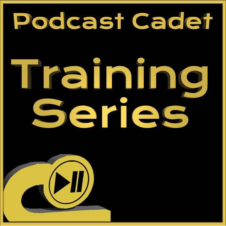 PCTS Ep 005: Podcast Cadet Boot Camp Panel LIVE at Comicpalooza 2021