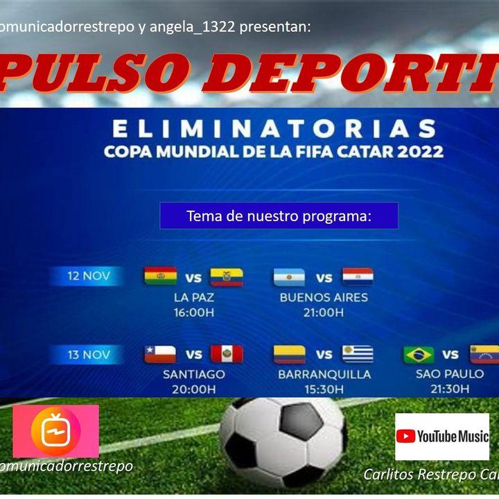 PULSO DEPORTIVO EPISODIO 3: Especial Diego Armando Maradona y Liga Femenina Betplay