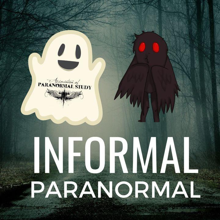 Episode 3 - Robin Pyatt Bellamy on Mothman, Women in the Paranormal, and Reality TV