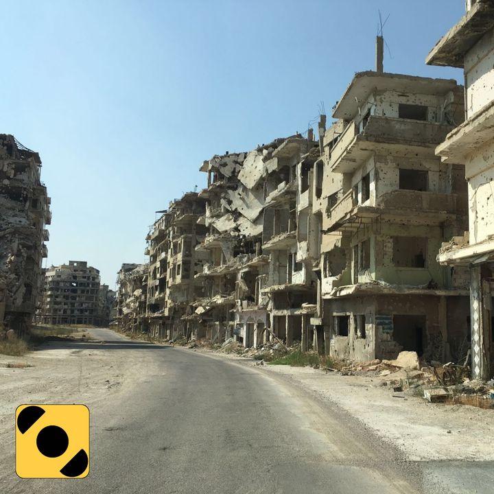 Siria. Il nostro paese non c'è più.
