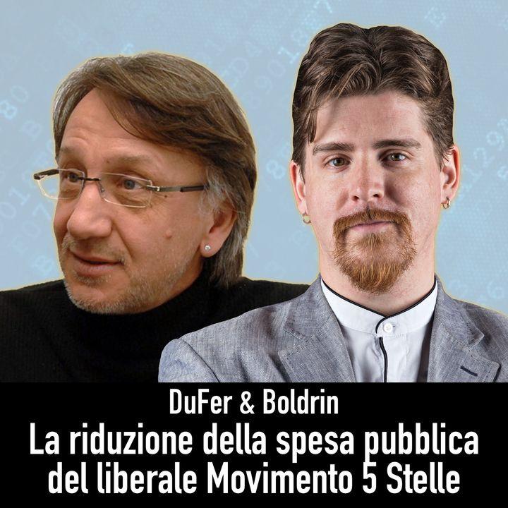 DuFer & Boldrin: Luigi Di Maio campione nel taglio della spesa pubblica