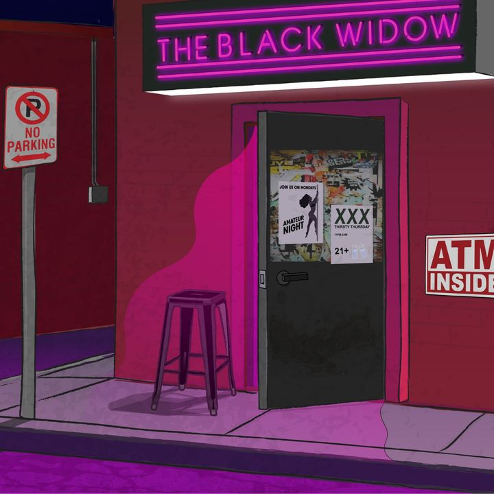 The Black Widow #2 - Bad F--king Sex!