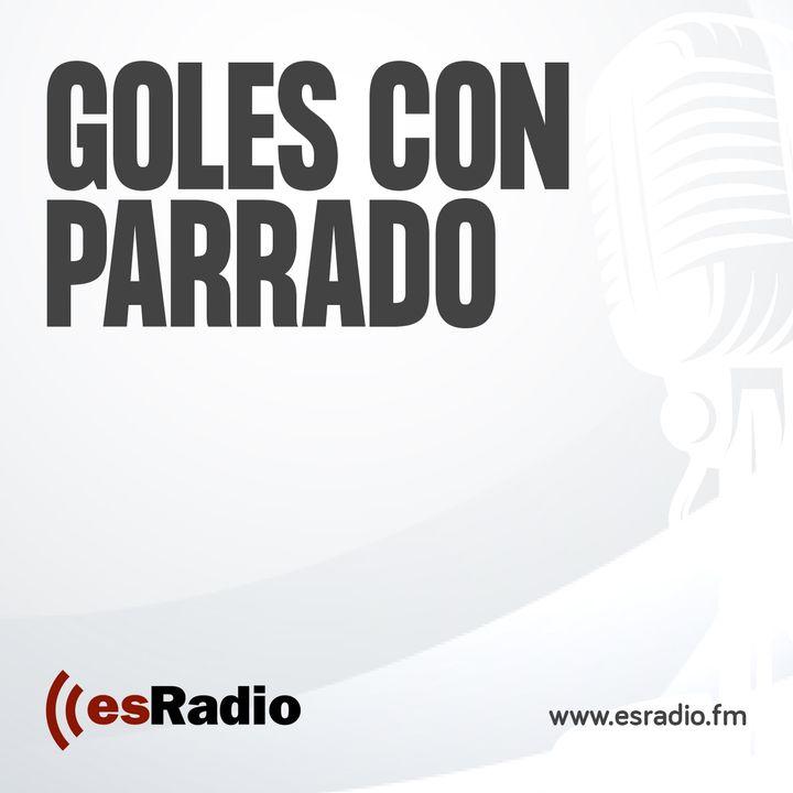 Goles con Parrado, 31/01/2010