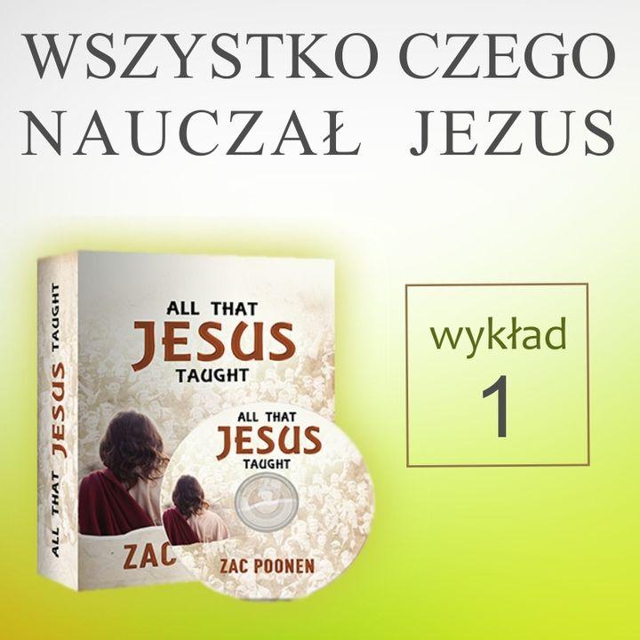 TRZY WARUNKI UCZNIOSTWA - Zac Poonen