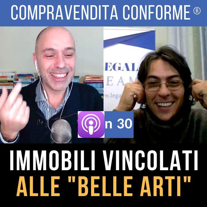 """Immobili con vincolo Beni culturali e """"Belle Arti"""": consigli per interventi edilizi"""