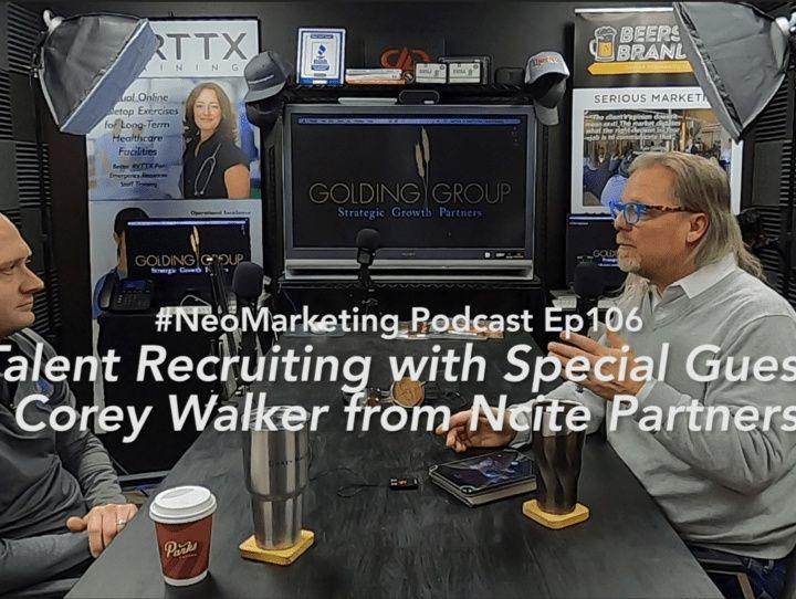 Special Guest Corey Walker, Managing Partner of Ncite Partners