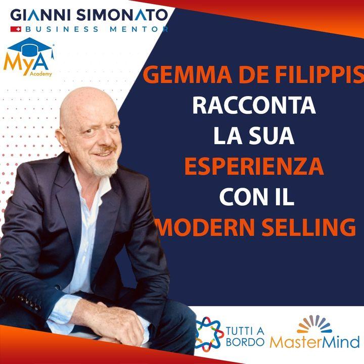#58 Gemma De Filippis racconta la sua esperienza con il Modern Selling