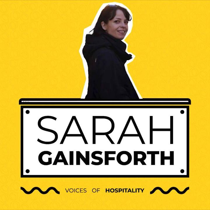 """""""Il turismo non è una risorsa"""" - Sarah Gainsforth"""