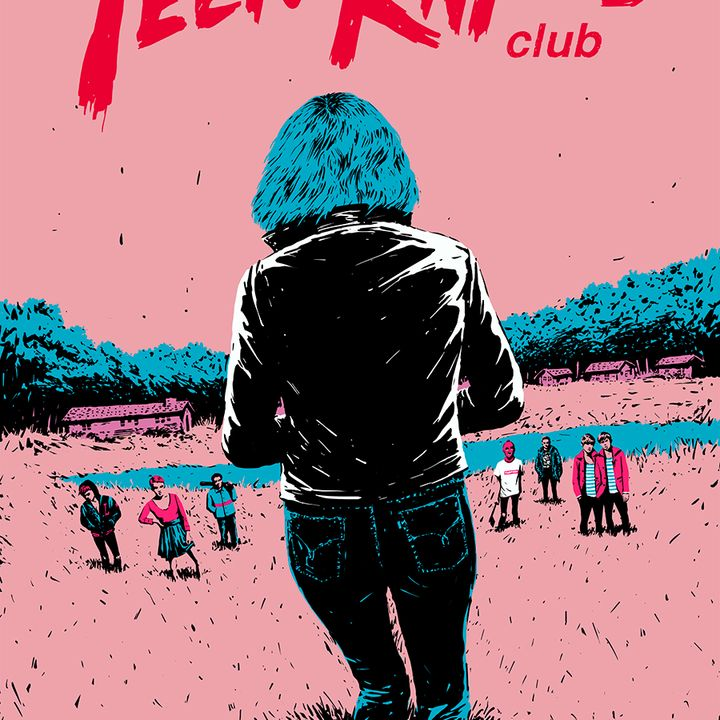 Teen Killers Club - Interview with the Author: Lily Sparks