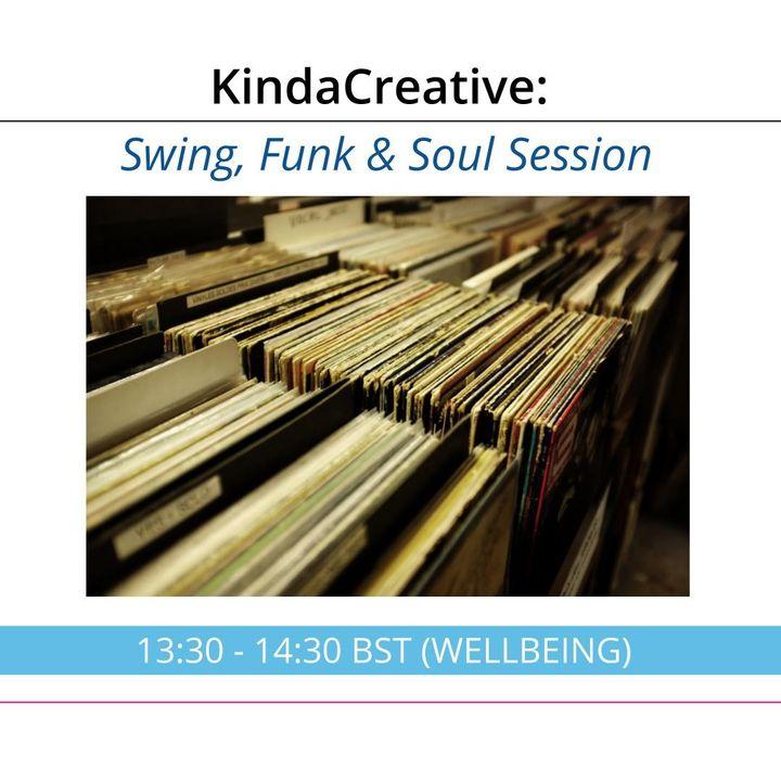 Swing, Funk & Soul Session   The KindaCreative Show Ep. 1 with Django Flaherty