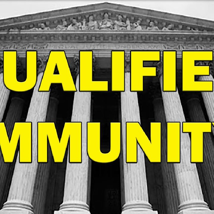 Episode 1090 - Countering Qualified Immunity & Police State