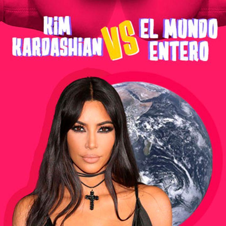 Kim Kardashian Vs El Mundo Entero: Keeping Up With The Pleitos