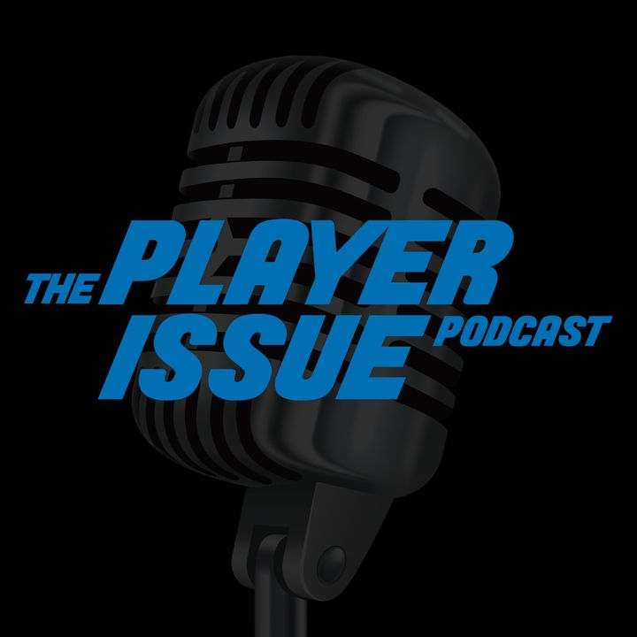 Player Issue Podcast Episode 24 - Kylie & Anthony Audino