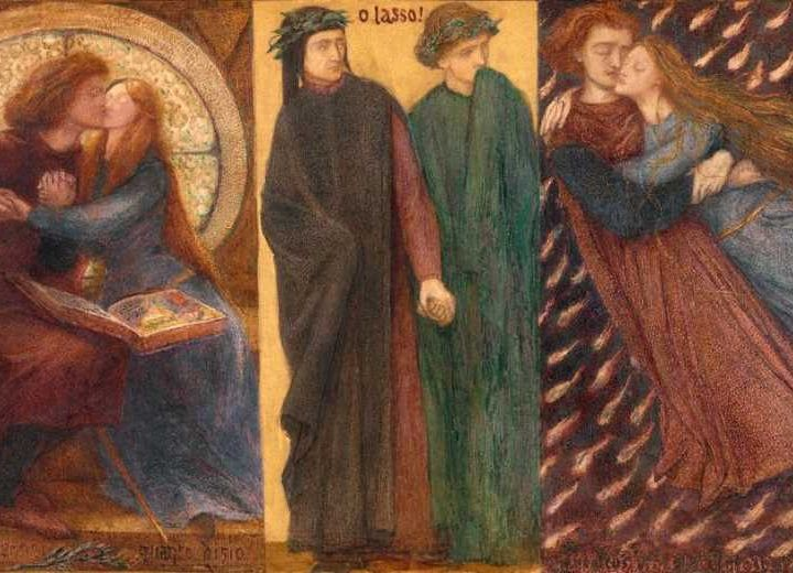 700 anni dalla morte di Dante: ecco come Paolo e Francesca hanno ispirato l'arte romantica