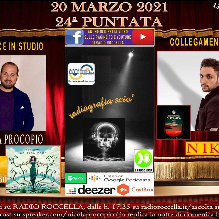 Radiografia Scio' - N.24 del 20-03-2021