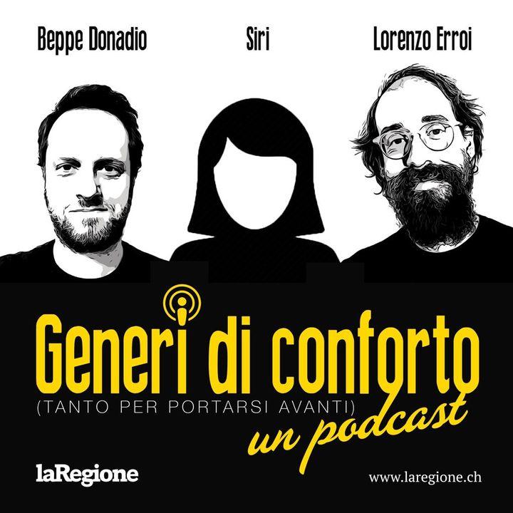 Episodio 7 - Stai a casa e fai Pasquetta col il podcast (ospite Markus)