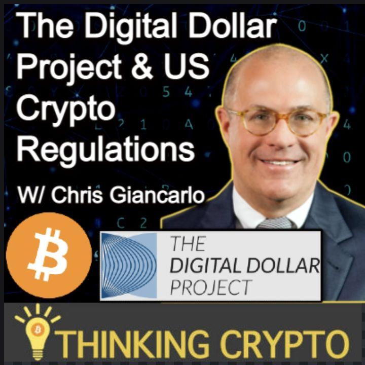Chris Giancarlo Interview - Digital Dollar CBDC - Gary Gensler & Howey Test 2.0 & Crypto Regulations