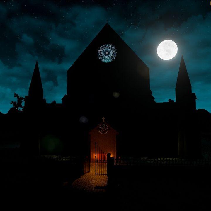 A Mysterious Church