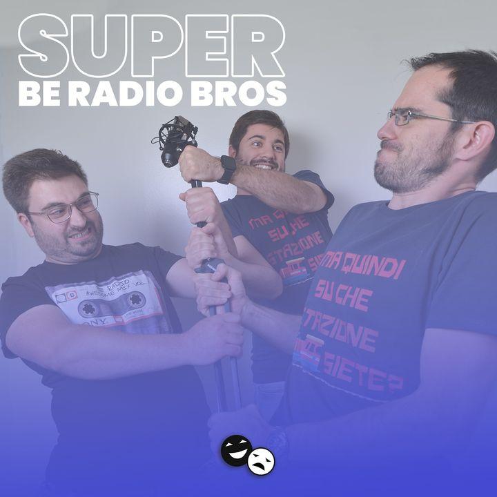 Tecnologia, animali fantastici e paradossi spazio-temporali - #SuperBeRadioBros