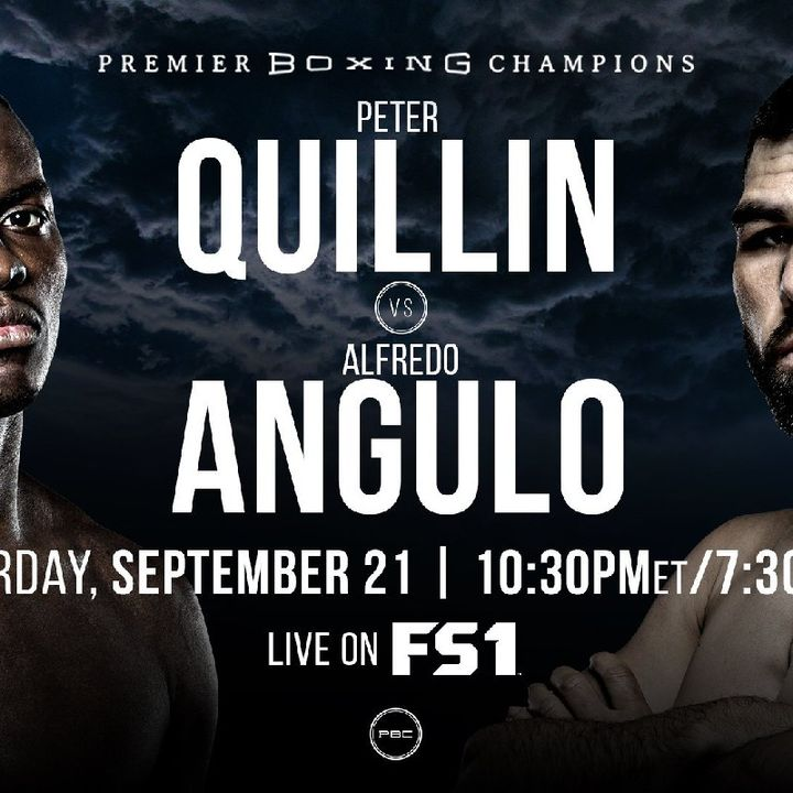 Preview Of The PBConFox Card Headlined By Thomas Dulorme - Terrell William's Live On Fox!!Plus Good Co-Main Event!!
