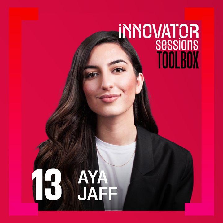 Toolbox: Aya Jaff verrät ihre wichtigsten Werkzeuge und Inspirationsquellen
